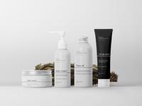 Cosmetics Branding Mockup
