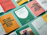 Brochure Branding Mockup
