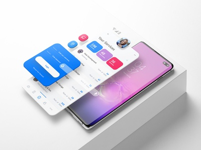 📱 NEW! Android Smartphone Mockup