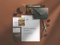 Nude - Branding Mockup Kit