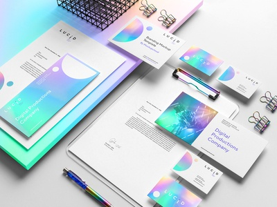 Lucid - Branding Mockup Kit
