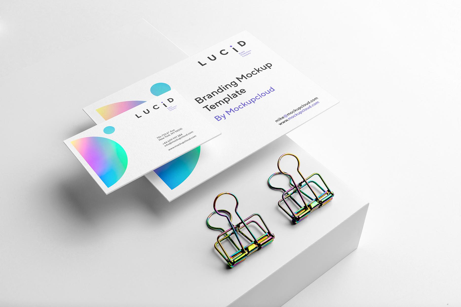 17  lucid branding mockup