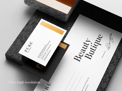 Pure Branding Mockup Vol 2
