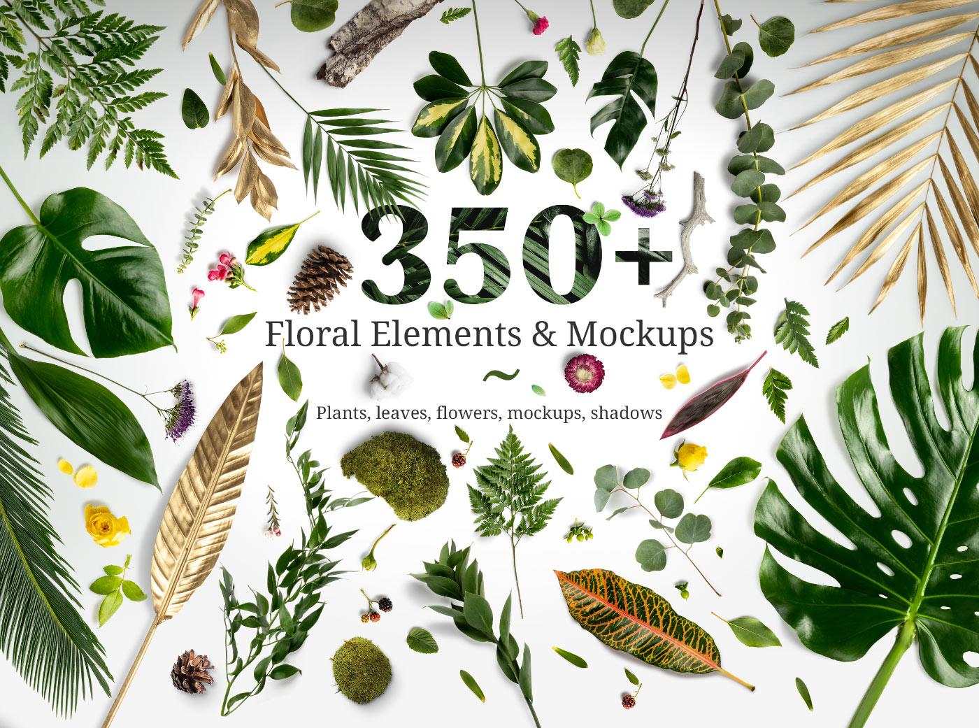 03 floral mockup collection mockupcloud
