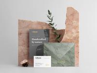 Athena - Branding Mockup