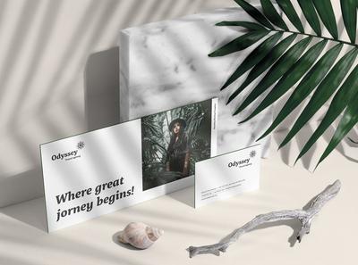 Odyssey - Branding Mockup Kit