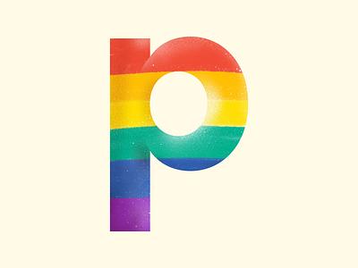 p - #36DaysOfType lgbt pride 36daysoftype