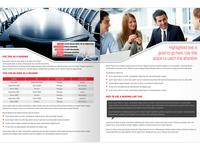 Brochure template 03