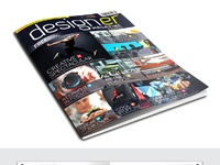 Magazine template   indesign 56 page layout v1 a