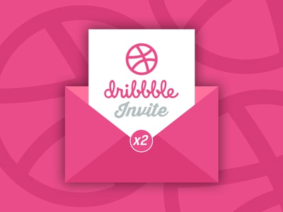#Dribbble Invite Giveaway! June 2017 indesign graphicdesign dribbble dribbbleinvite
