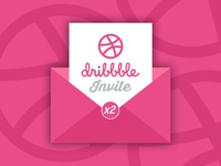 #Dribbble Invite Giveaway! June 2017