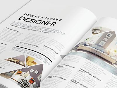 Magazine Template - InDesign 40 Page Layout V10 magazine book booklet brochure design graphic design leaflet newsletter print indesign