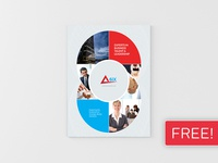 FREEBIE! InDesign Brochure Template 06