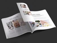 Photobook Portfolio 01 InDesign and Photoshop