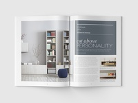 Magazine Template - InDesign 40 Page Layout V13