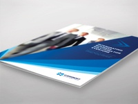 Brochure Template - InDesign 8 Page Layout 04