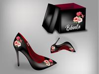 """I made brand and design shoes """"Bibinita"""""""