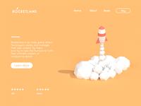 Landing Page - Rocketland