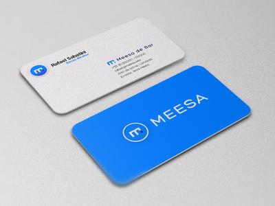 Meesa Business Card