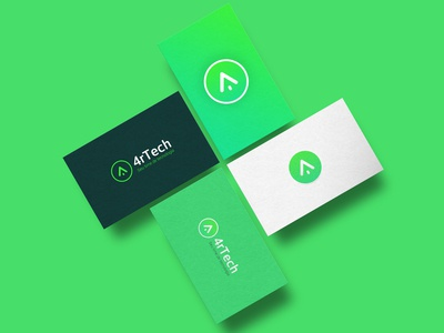 4rTech Business Card