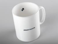 Jonas Onofre - Brand Concept Mug.
