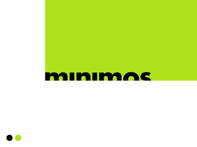 Minimos . Logo Design