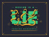 Design is a lie alt