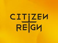 Citizen Reign logo