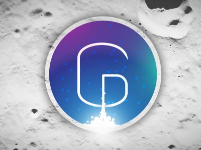 Galaxy logo concept branding concept logo