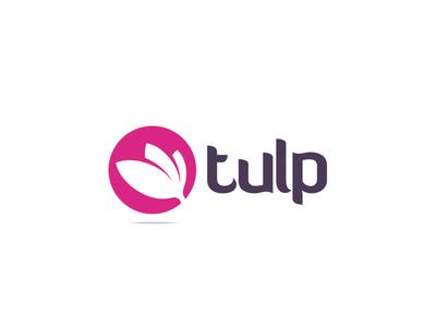 Tulp logo network social