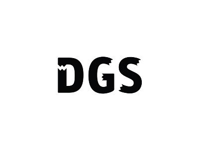 D.G.S. illustration identity logo