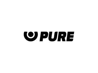 Pure Protein nutrition sport identity logo