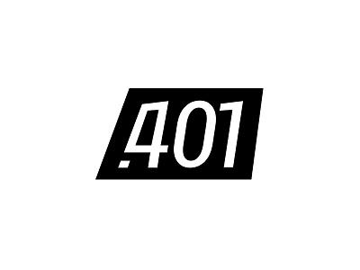 401 auditory 401 identity logo