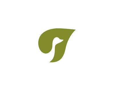 Goose Agro grocery environmental natural identity logo