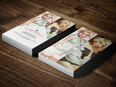 Free Business Card for Photographer