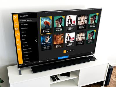 design: Smart Tv MatT player smart tv design smart tv player player design smart tv smart