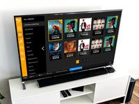 design: Smart Tv MatT player