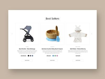List of Products product list ui shop shopify plus e-commerce shopify slider products product web design web design website