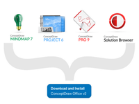 Download page for conceptdraw.com