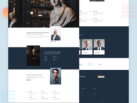Law Firm Mockup