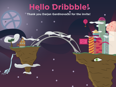 The Journey to Dribbble