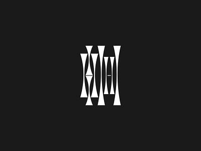 MID typography 平面设计 glyphs 字体 font design font 字体设计 字體設計 graphic design design
