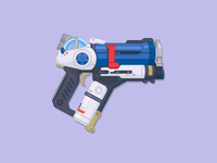 Epic Armory | Mei's Endothermic Blaster
