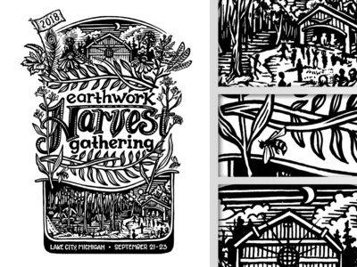 Earthwork Harvest Gathering