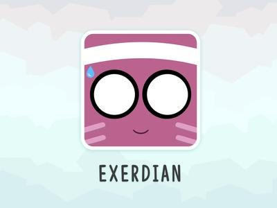 ExerDian App Icon