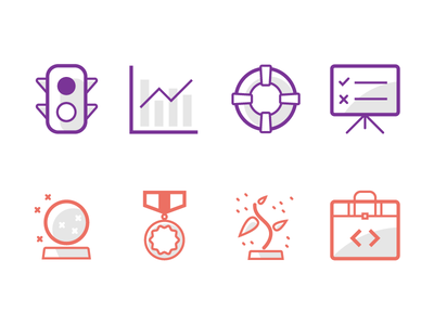 New icons for github.com icons