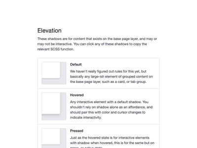 Design system primitives storybook figma systems developer interactive documentation guidelines shadows elevation typography spacing color constants primitives design system