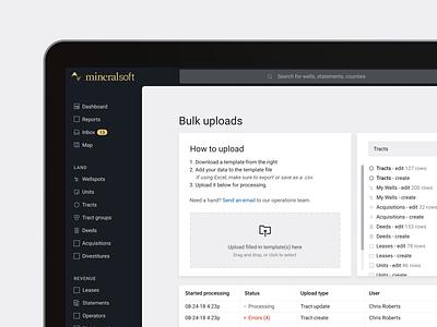 Bulk uploads data file upload help docs documentation csv upload uploads bulk