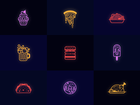Neon Food