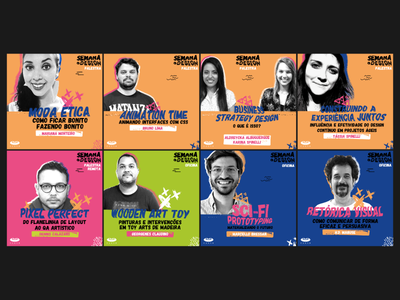 Semana do Design 2016 - Identity